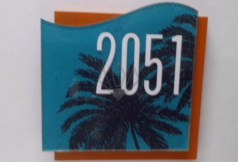 Acrylic Name Plates