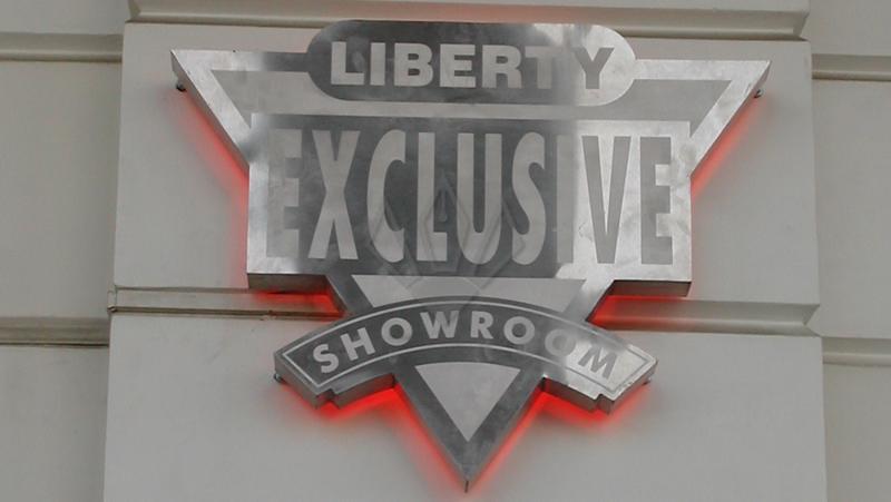 Hollow Illuminated LED Letter